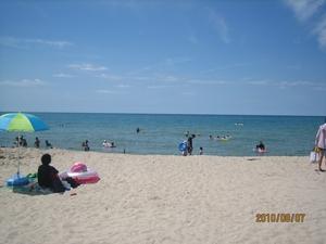 波子海水浴場