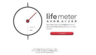 life meter 私の時間、めぐる世界 - JSTバーチャル科学館